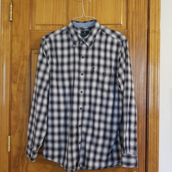 G.H. Bass Flannel Shirt